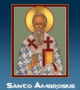 Santo Ambrosius