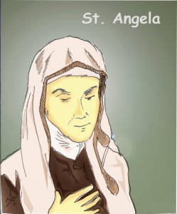 Komik Santa Angela 01