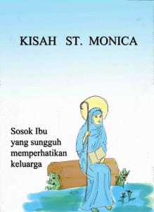 Komik Santa Monika 01