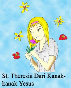 Komik St Theresia Liseux _01