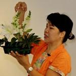 20170204 Pelatihan Penata Bunga Altar 54