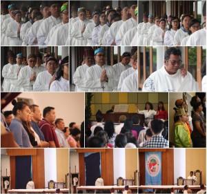 Misa Pembukaan Tahun Persatuan 1