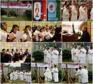 Misa Pembukaan Tahun Persatuan 2